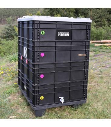 Vermikompostér Florium –VS 0806-4
